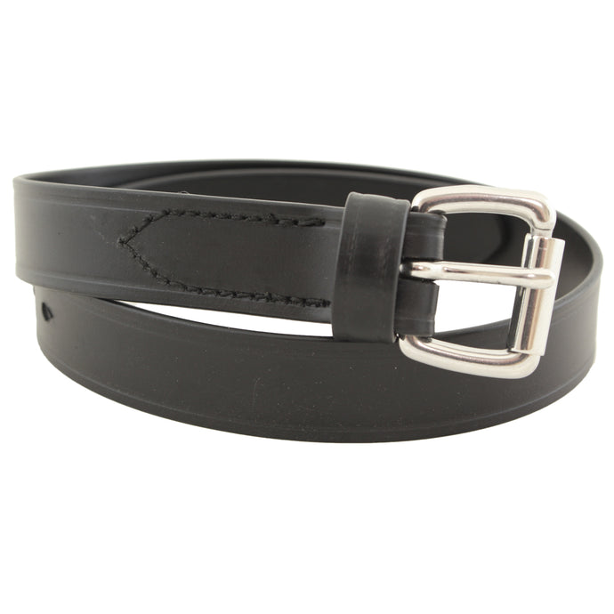 Yonie's Harness Shop Boys Plain Harness Belt Coiled
