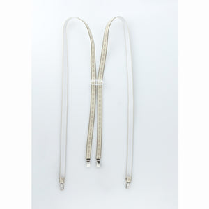 TND Shenandoah Diamond Suspenders Clip-On