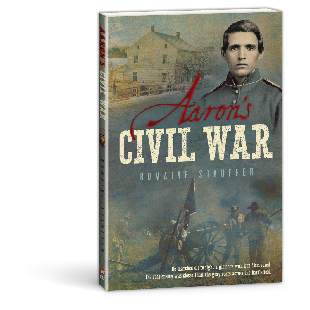 Aaron's Civil War book by Romaine Stauffer 9780878137053