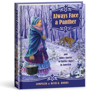Always Face a Panther book by Ruth K. Hobbs 9780878137114