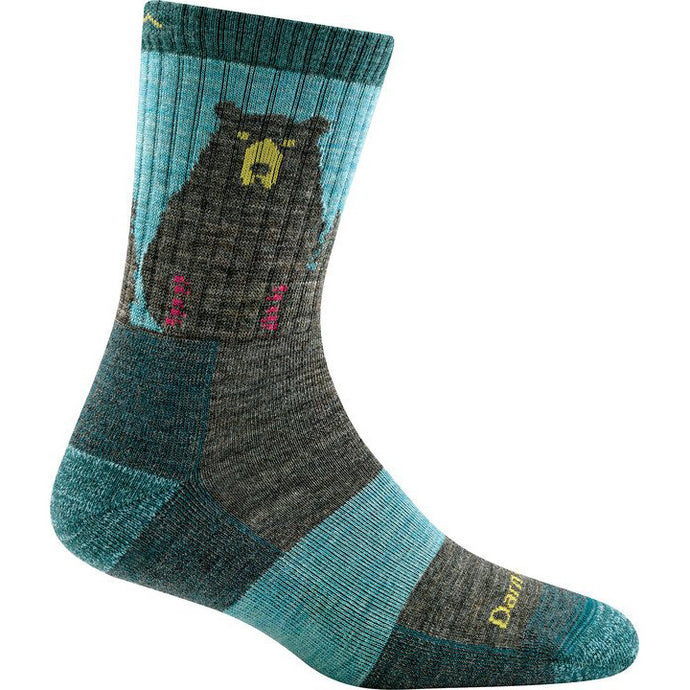 aqua bear darn tough womens sock
