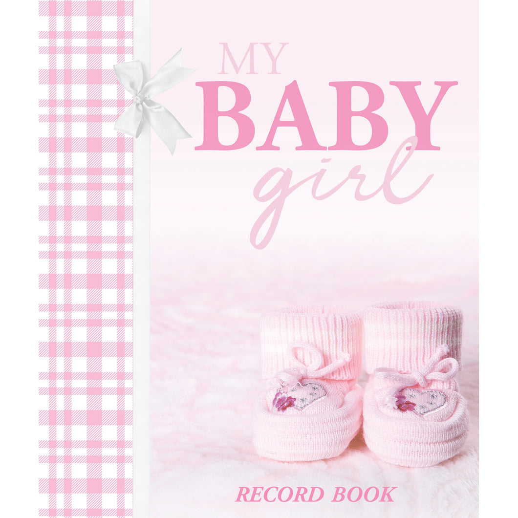My Baby Girl Record Book