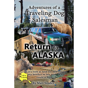 Return to Alaska book