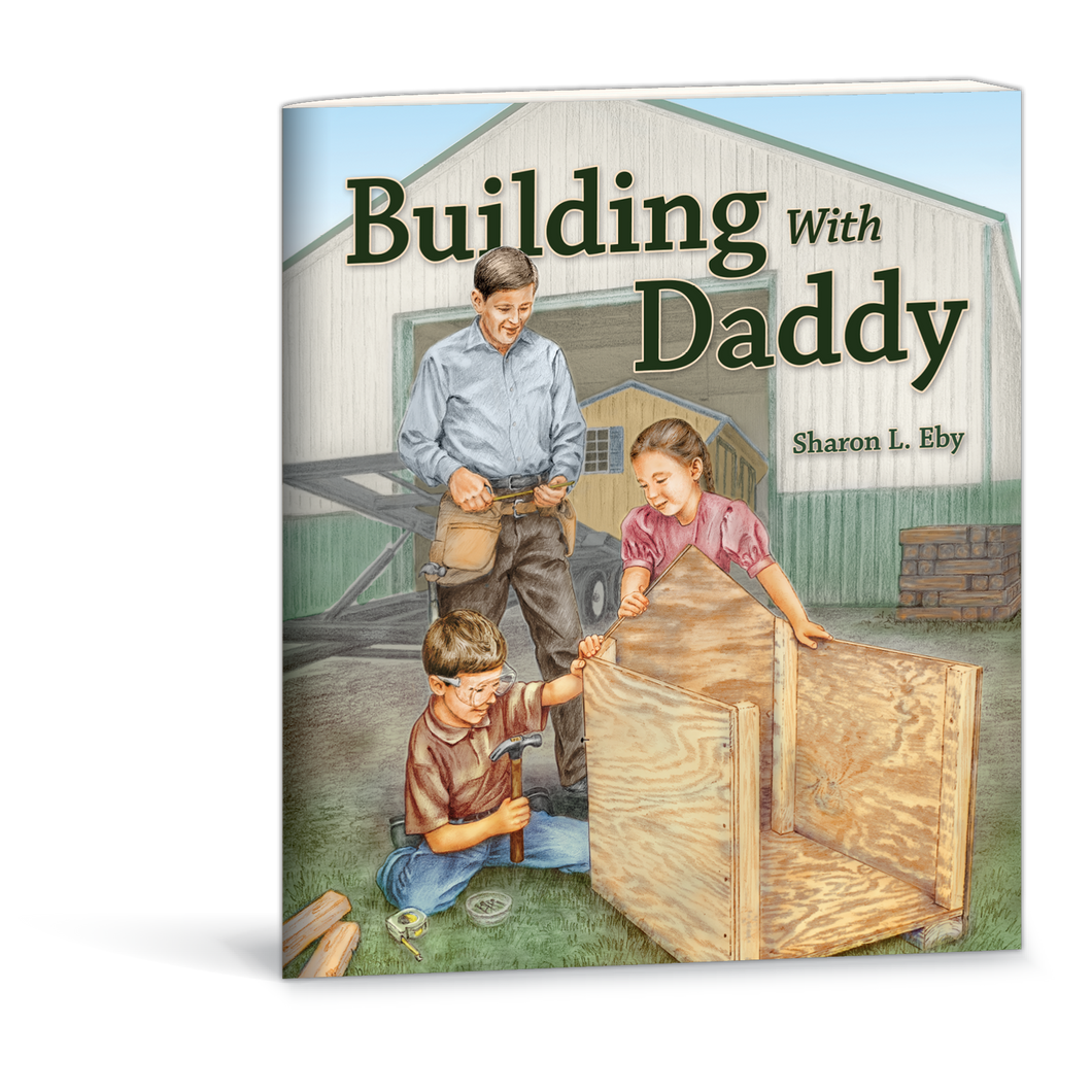 Building with Daddy book by Sharon L. Eby 9780878136797