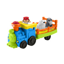 Little People Choo-Choo Zoo Train CMP36