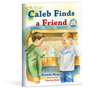 Caleb Finds a Friend book by Brenda Weaver