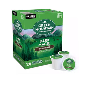 Green Mountain Dark Magic Coffee Keurig Pods
