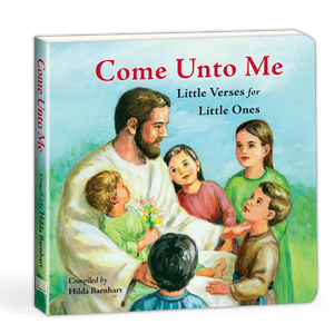 Come Unto Me board book by Hilda Barnhart 9780878136865