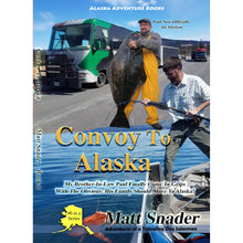 Convoy to Alaska Book