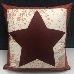 Country Star Accent Pillow DAP10046