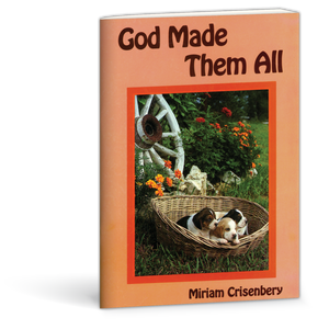 God Made Them All book by Miriam Crisenberry 0878135340
