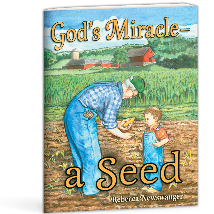 God's Miracle- A Seed book by Rebecca Martin 9780878136209