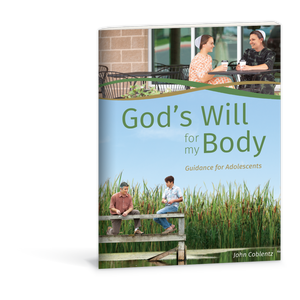 God's Will for My Body book by John Coblentz 9780878135424
