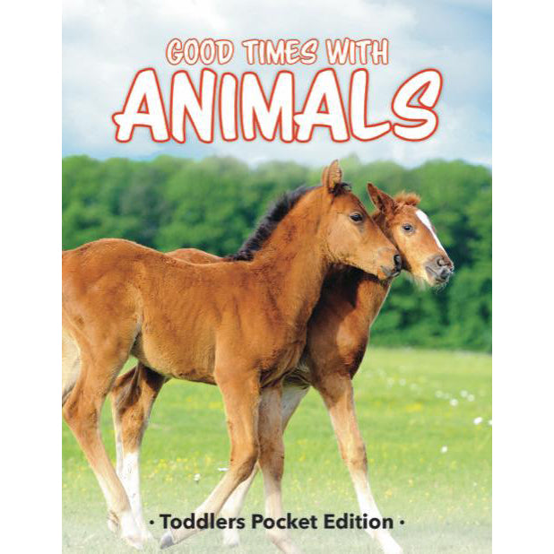 Good Times with Animals Baby Board Book 97812