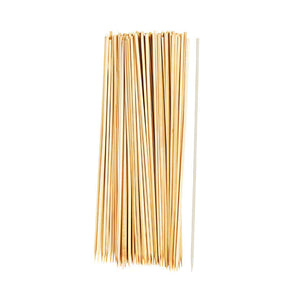 10 inch bamboo grilling skewers pack of 100
