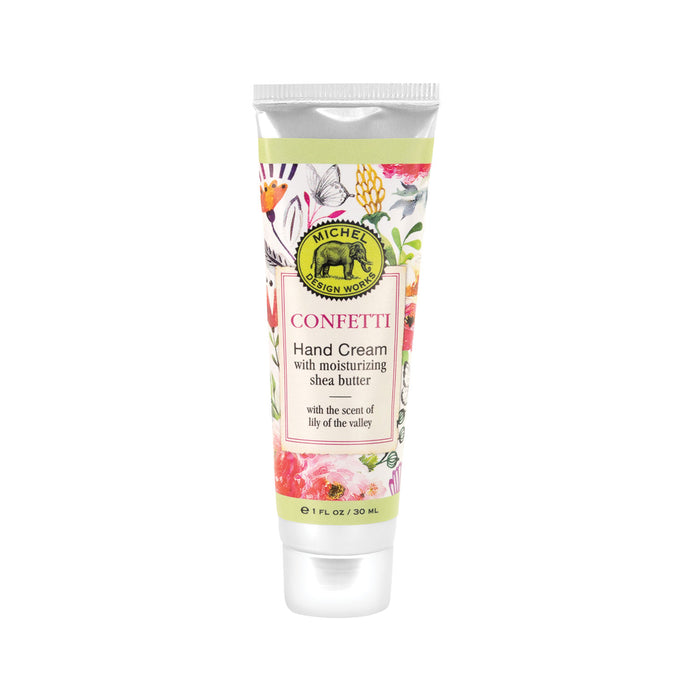 Moisturizing Shea Butter 1 oz. Hand Cream HCS