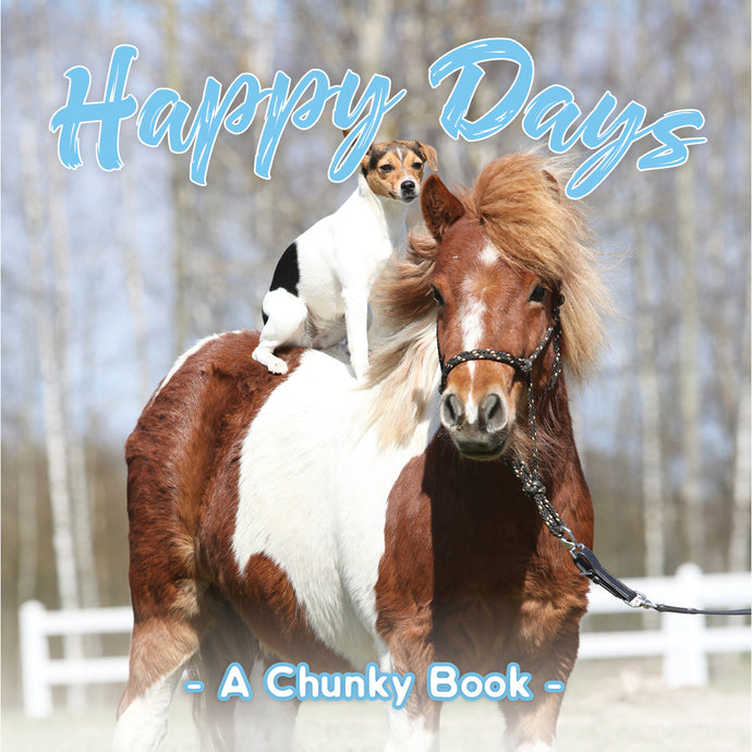 Happy Days baby board book