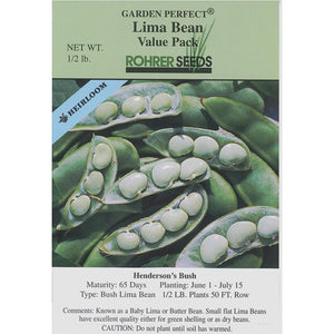 Henderson's Baby Lima Beans 9919202
