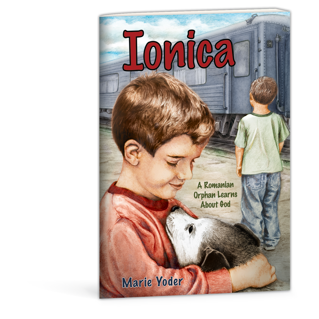Ionica book by Marie Yoder 9780878137084