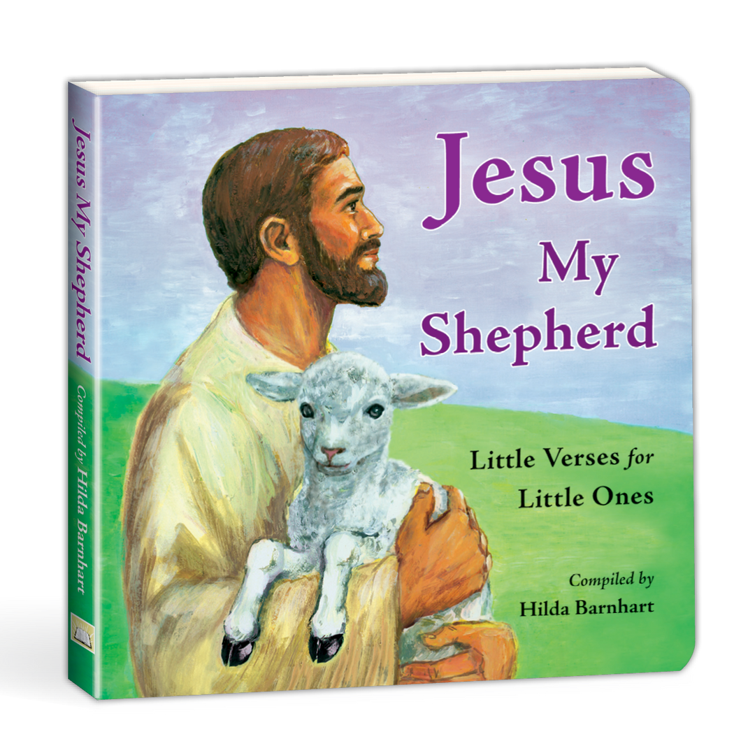Jesus my Shephard board book