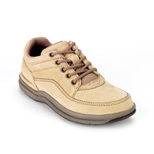 Sand Nubuck World Tour mens shoe from Rockport