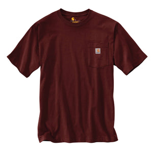 Carhartt k87  Port Carhartt men's T-Shirt with Carhartt logo label.