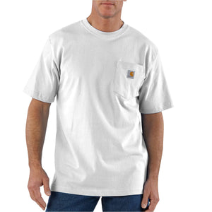 WHT WORKWEAR POCKET TEE