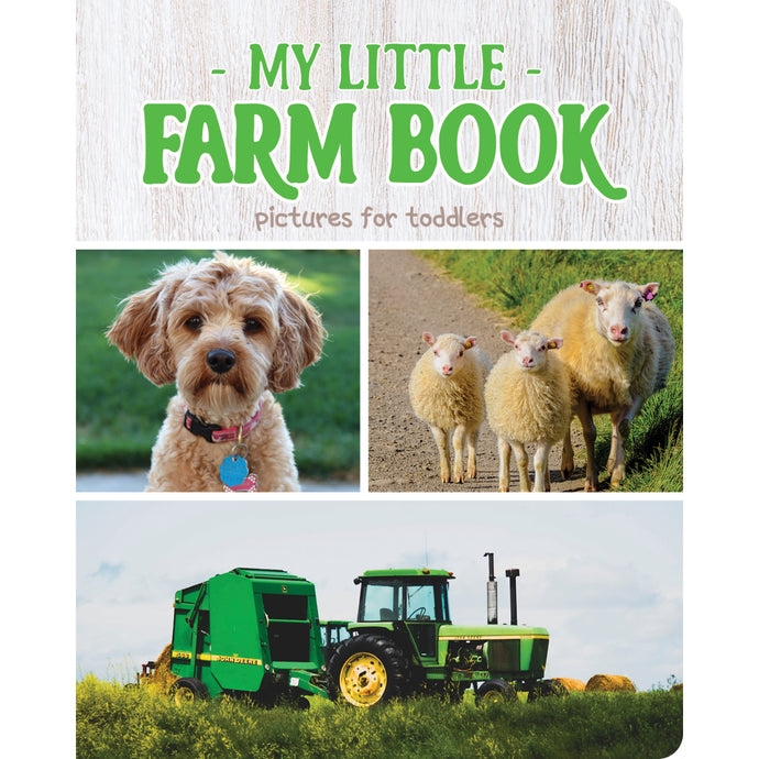 My Little Farm book