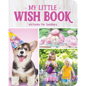 My Little Wish book