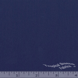 Navy dress fabric