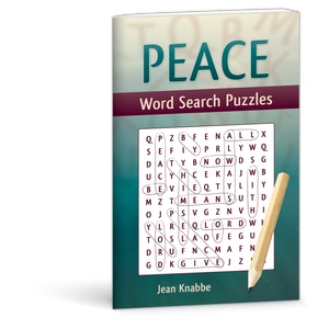 Peace Word Search Puzzles by Jean Knabbe 9780878137695