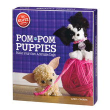 Pom Pom puppies kit