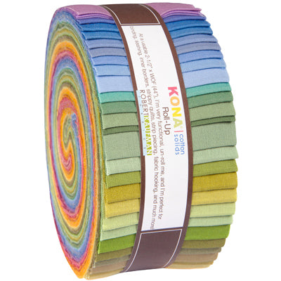 Kona Jelly Roll Up Dusty RU-229-41