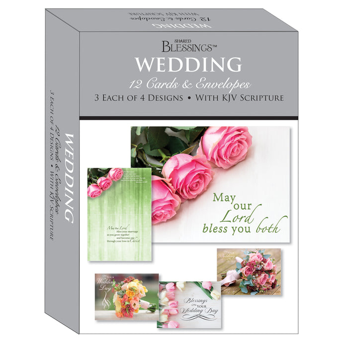 Boxed Cards Wedding Assortment SBEG22280