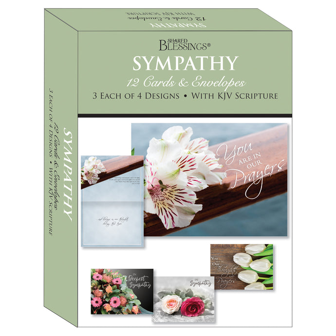 Boxed Cards Sympathy Assortment SBEG22283