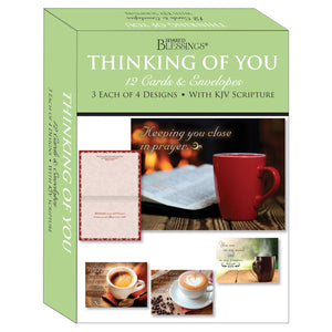 Boxed Cards Thinking of You Assortment SBEG22288
