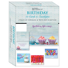 Let's Celebrate Birthday Boxed Cards SBEG22366