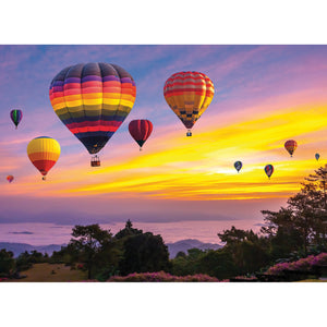 Hot Air Balloons Encouragement Boxed Cards SBEG22353