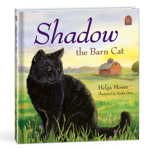 Shadow the Barn Cat Children's Book by Helga Moser 264643