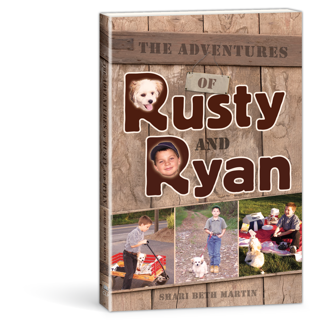 The Adventures of Rusty and Ryan book by Shari Beth Martin 9780878136605
