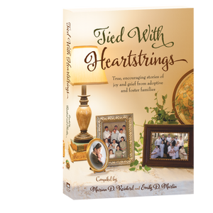 Tied with Heartstrings book Compiled by Reinford & Martin 9780878137398