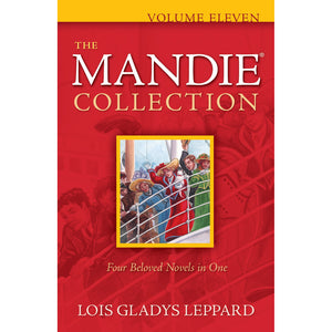 Volume 11 of The Mandie Collection, Book by Lois Gladys Leppard 9780764209536