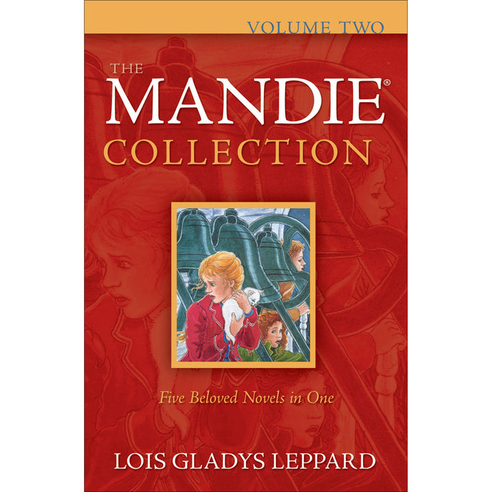 Volume 2 of The Mandie Collection, Book by Lois Gladys Leppard 9780764205385