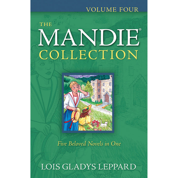 Volume 4 of The Mandie Collection, Book by Lois Gladys Leppard 9780764206634