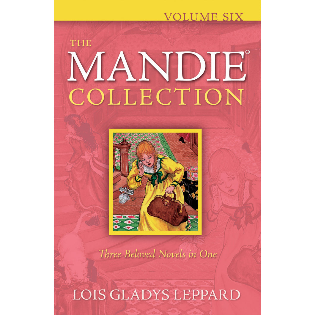 Volume 6 of The Mandie Collection, Book by Lois Gladys 9780764208775
