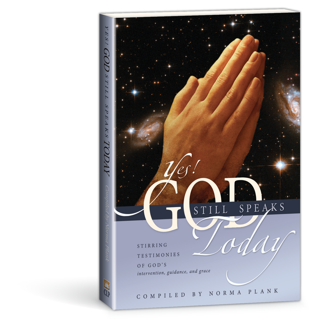 Yes! God Still Speaks Today book by Norma Plank 264455