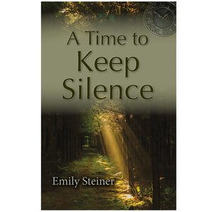 A Time to Keep Silence cover of book