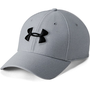 Steel gray cap