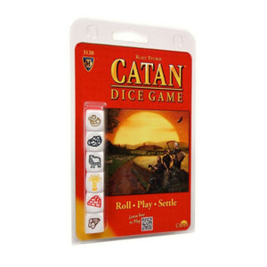 Everest Catan Dice Game ASMCN3120