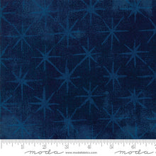 Navy Seeing Stars Moda quilt fabric